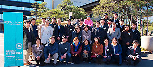 Workshop 2009 Tsukuba Group Photo